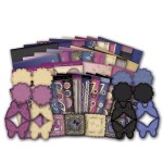 Twilight Butterflies Luxury Card Collection